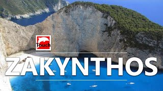 ZAKYNTHOS (Ζάκυνθος) - Overview, 2007 Flashback, Greece - 58 min.