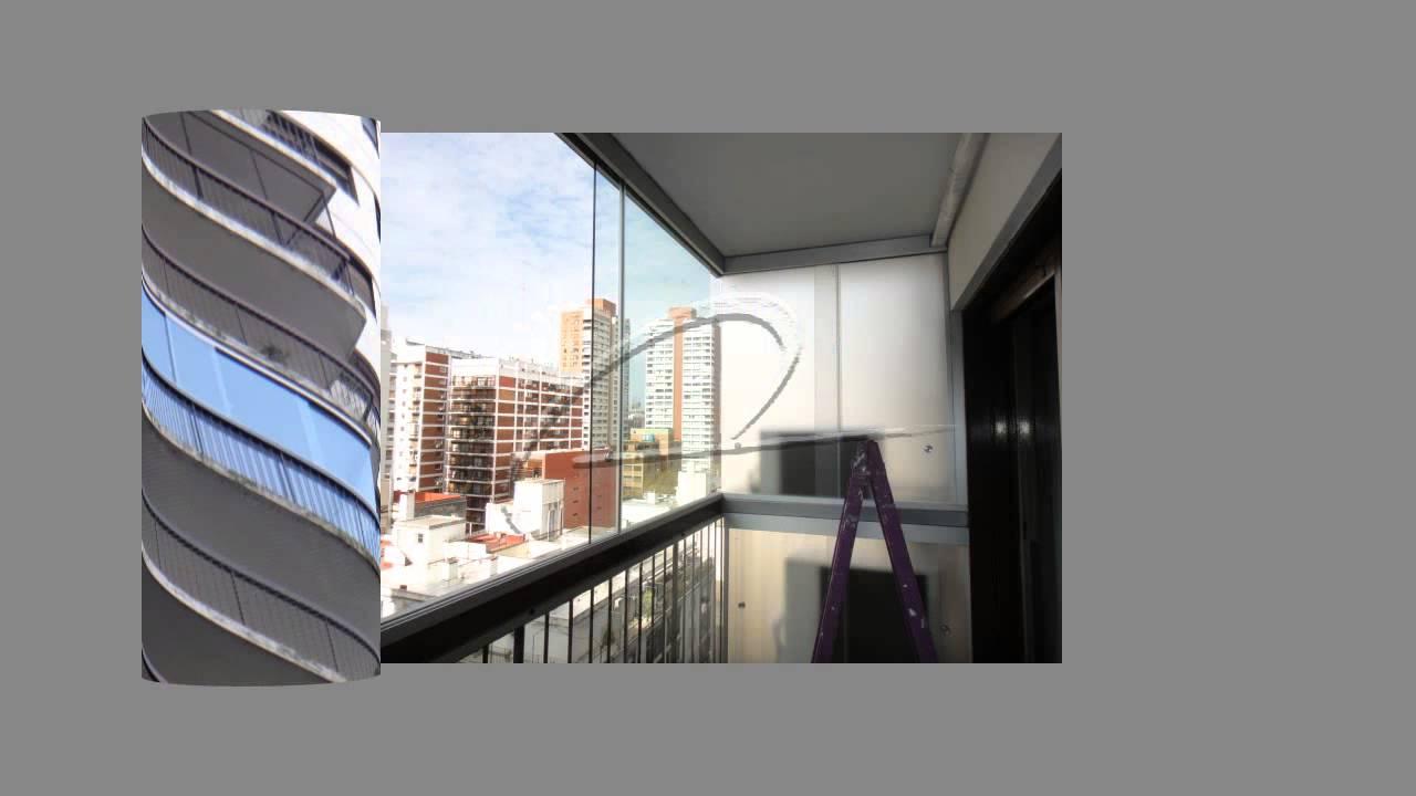 Cerramientos de balcones con cristal templado eco alum - Cerramientos de balcones ...