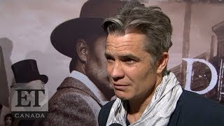 Timothy Olyphant, Ian McShane Talk 'Deadwood' Movie