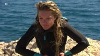 Je angsten overwinnen tijdens het cliffdiven | Lauren! op Ibiza