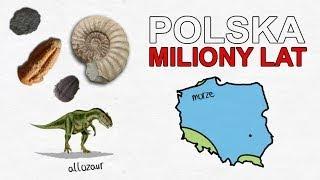 Polska sprzed milionów lat