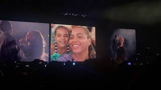 Beyoncé and Jay-Z OTR II - Forever Young / Perfect Live London 15th June 2018