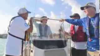 BRENT CHAMPMAN joins Wade Middleton and Jeff Kriet for a fishing trip