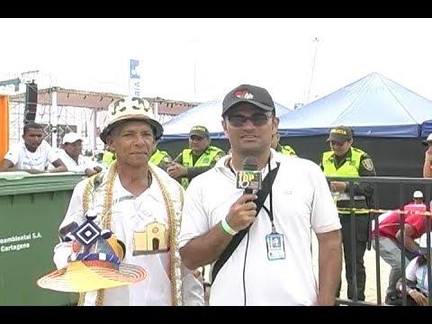 EL TOP 10 Telesangil - Cartagena - Visita del Papa. Parte 11