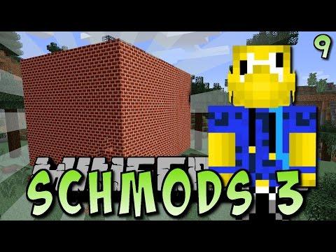 Das HÄSSLICHSTE HAUS!! - Minecraft SCHMODS 3 #09