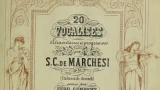 Salvatore Marchesi Opus 15 No 3