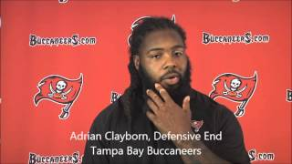 Adrian Clayborn Awareness 2