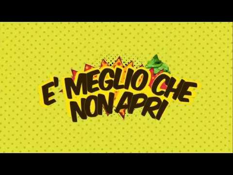 Elio e le Storie Tese - Licantropo Vegano - official video lyrics