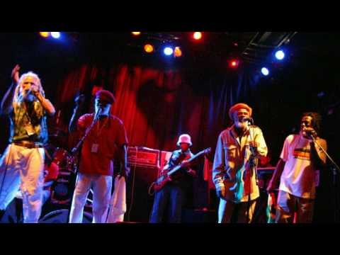 The Congos Time To Get Away on BBC Radio 2009 pt. 2