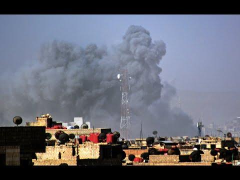 المرصد: جيش النظام السوري يقصف مخيم اليرموك  - نشر قبل 31 دقيقة