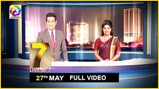 Live at 7 News – 2019.05.27 Thumbnail
