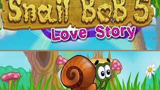 Snail Bob 5: Love Story Full Gameplay Walkthrough