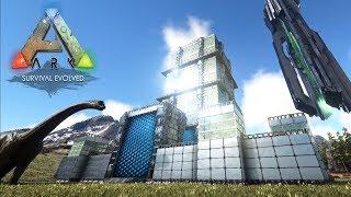 Ark - Futuristic Skyscraper Base (Speed Build)