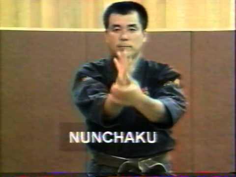 karate kobudo de okinawa