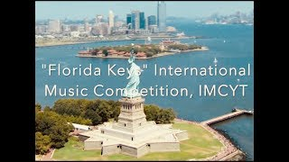 Florida Keys International Music Competition for Young Talents - Carnegie Hall