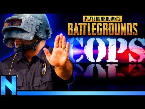 PUBG COPS - City In Chaos!