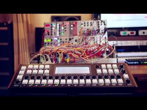 Tollollyphop - Triphop Cirklon Patterns for Eurorack Synthesizer