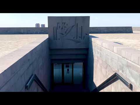 Armenia.🇦🇲Yerevan 2021.Мемориал памяти жертв Геноцида армянского народа в Ереване Цицернакаберд.