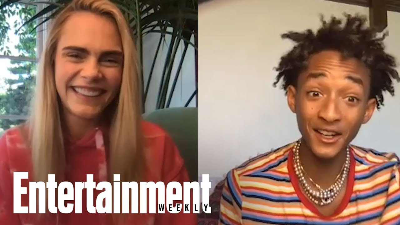 In Conversation With Jaden Smith And Cara Delevingne For Life In A Year