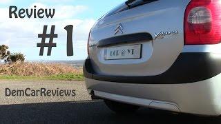 review 2005 citron xsara picasso hd eng