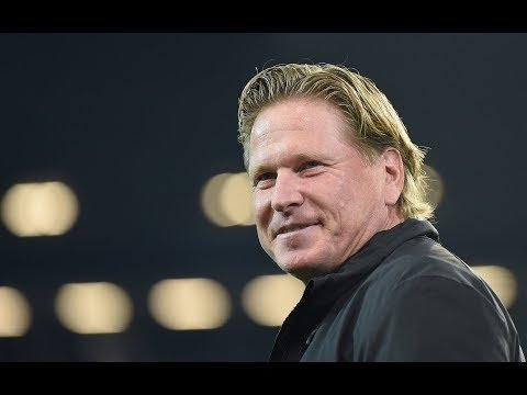 """HSV-Coach Gisdol: """"Gegen Dortmund kann man nur gewinnen"""""""