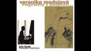 Julo Fujak: Blue Figures (of Veronika Madajová)