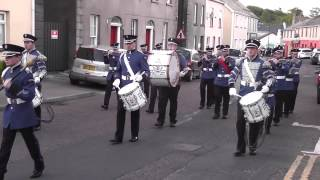 Brookeborough Flute Band - Tempo Silver Annual 2014
