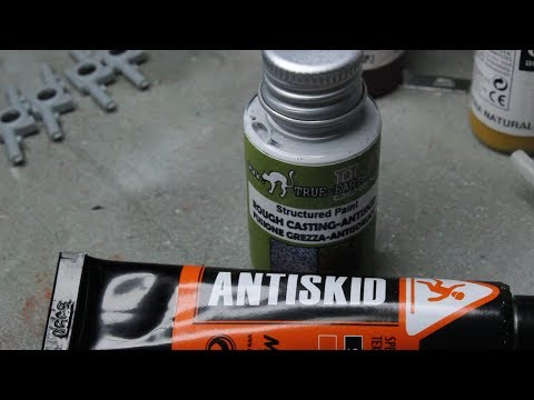 Antiskid products for models