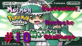 Moemon Randomizer Nuzlocke Challenge: Part 10 - MILORD AND MILADY