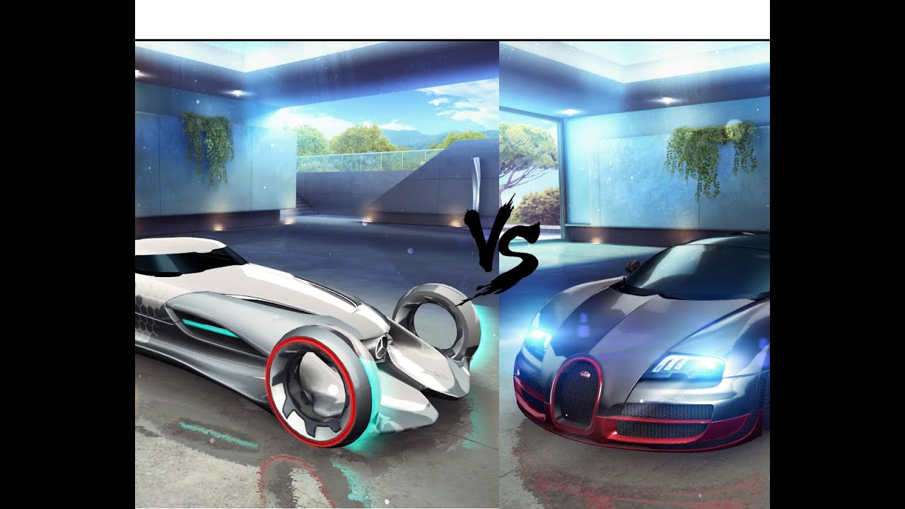 asphalt 8 silver lightning vs bugatti youtube. Black Bedroom Furniture Sets. Home Design Ideas