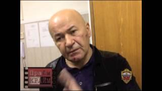 вор в законе Реваз Бухникашвили (Пецо) 13.12.2013 Москва