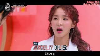 "[Vietsub] Dara & ONE ""Doctors"" scene - GET IT BEAUTY"