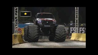 Metal Mulisha vs Soldier Fortune Monster Jam World Finals Racing Round 2 2016
