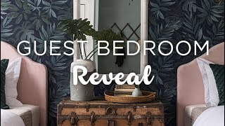 Guest Bedroom Reveal: The Riverside Retreat