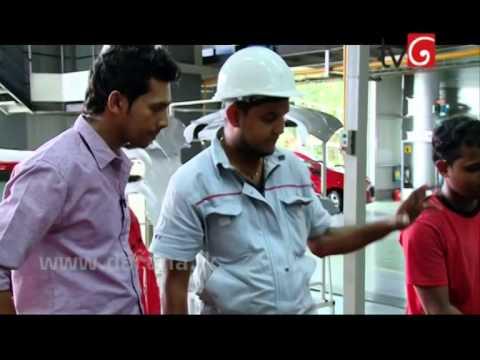 @ Micro Cars Factory Polgahawela - The Other Side