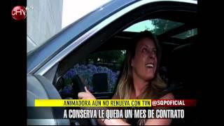 Claudia Conserva tendría un futuro incierto en TVN - SQP