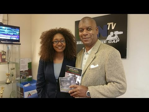 Victor Richards Interview with Cindy Soso on BEN TV 13/12/2017