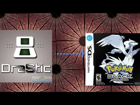 How To Download Drastic And Pokemon Black Or Any Pokemon Game
