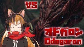 #8 [MHW/モンハン]らんまるちゃんの絶叫「Monster Hunter World(PC版)」VS オドガロン(Odogaron)