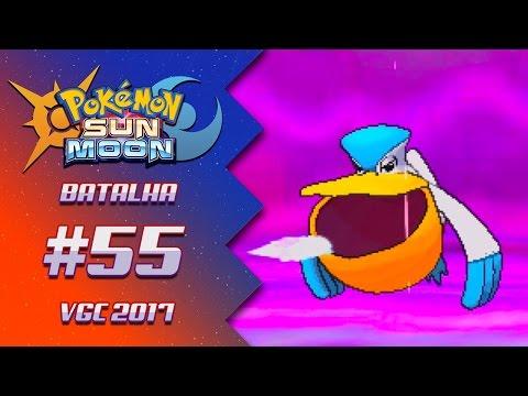 Pokémon Sun & Moon - Batalha Competitiva #55: VGC 2017
