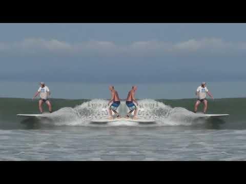 Surfing Alter Ego Jim