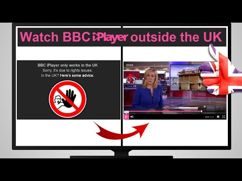 ▶ How to Watch the BBC iPlayer abroad (2020) Anywhere outside the UK