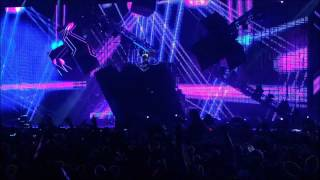 Deadmau5 - Aural Psynapse (Live From Toronto) HQ