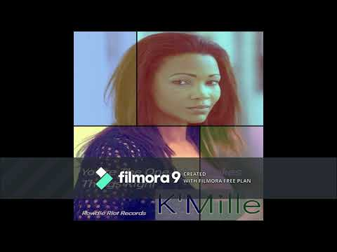 You're The One Who Makes Things Right Artist K'Mille New Song Female Singer