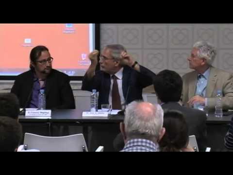 Conferències 150 anys del Ferrocarril de Sarrià 1863-2013 -- Taula Rodona (21/10/2013)