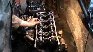 Как собрать 406 ЗМЗ двигатель часть 1 Ремонт головки(, 2015-05-01T04:46:13.000Z)