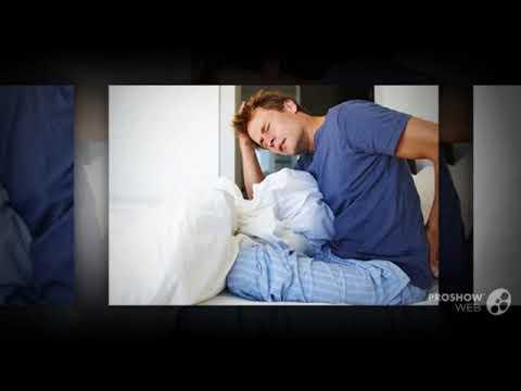 Болит спина в области лопаток после сна