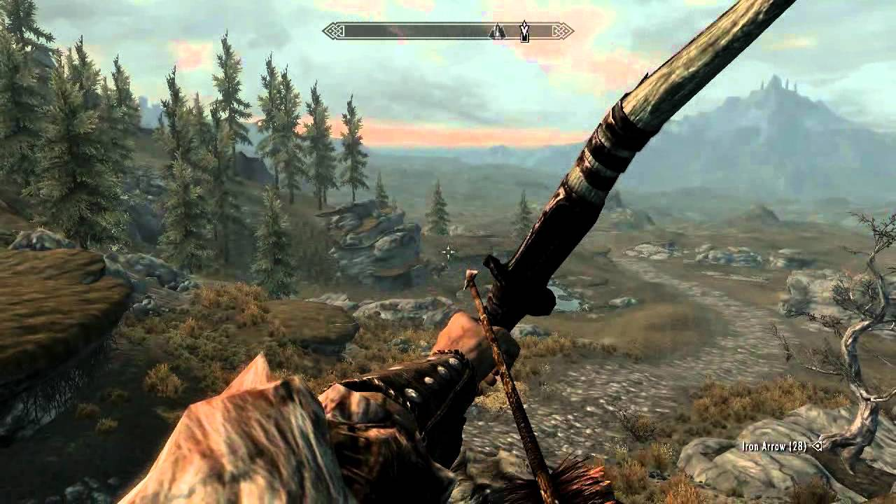 skyrim how to play a sneaky character