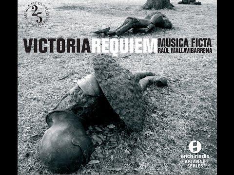 Versa est in luctum (Tomás Luis de Victoria) Musica Ficta - Raúl Mallavibarrena
