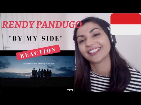 Rendy Pandugo - By My Side-- Reaction Video!
